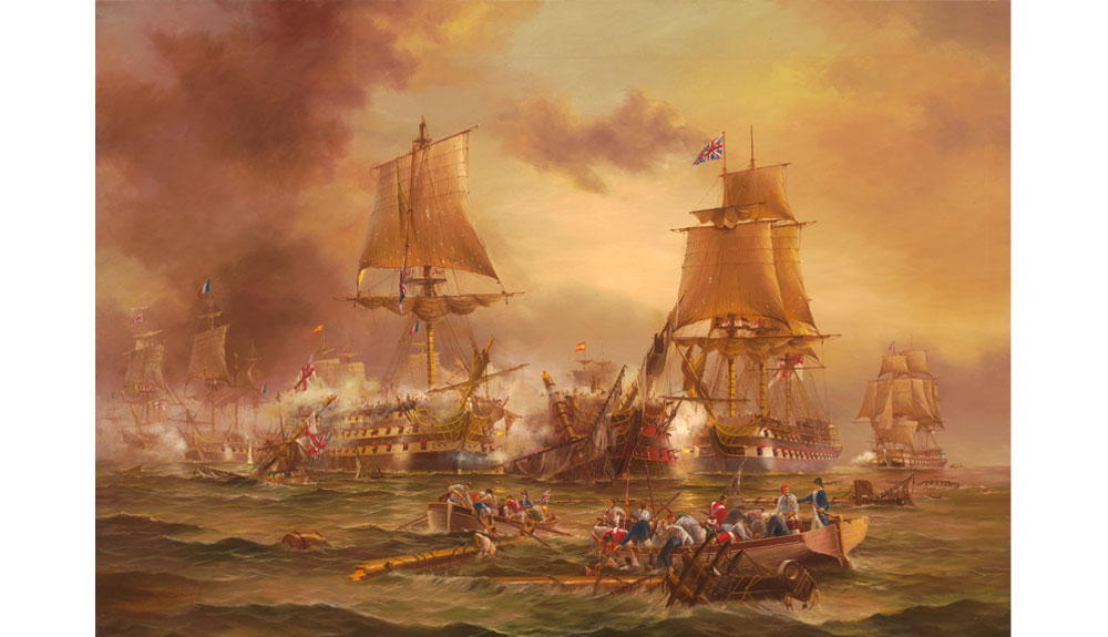 Battle of Trafalgar